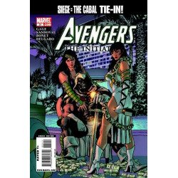 Avengers: The Initiative Issue 31