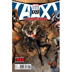 AVX: Consequences Issue 1