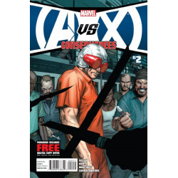 AVX: Consequences Issue 2