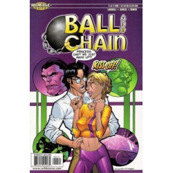 Ball and Chain Mini Issue 4