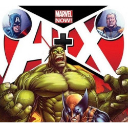 A+X (plus) Collection Issues 1-6