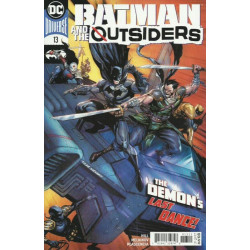 Batman and the Outsiders Vol. 3 Issue 13
