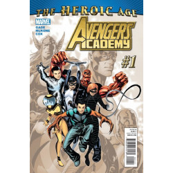Avengers Academy Issue 01