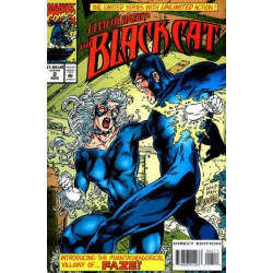 Felicia Hardy: The Black Cat  Issue 2