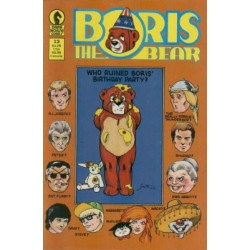 Boris The Bear  Issue 12