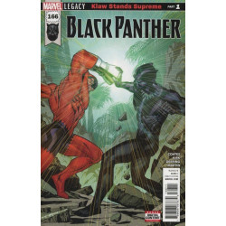 Black Panther Vol. 6 Issue 166