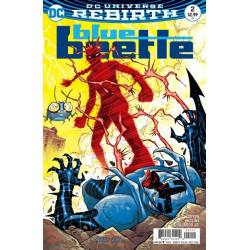 Blue Beetle Vol. 9 Issue 2