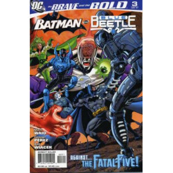The Brave and the Bold Vol. 3 Issue 3