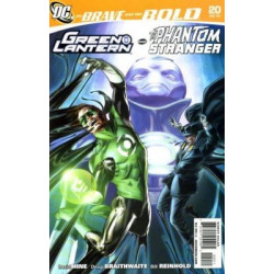 The Brave and the Bold Vol. 3 Issue 20
