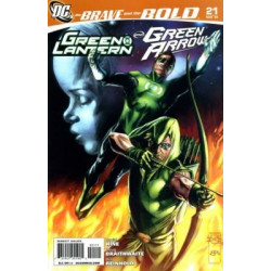 The Brave and the Bold Vol. 3 Issue 21