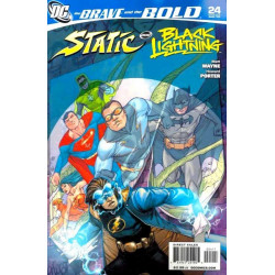 The Brave and the Bold Vol. 3 Issue 24