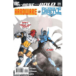 Brave and the Bold Vol. 3 Issue 25