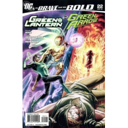Brave and the Bold Vol. 3 Issue 22