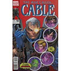 Cable Vol. 3 Issue 150f Variant