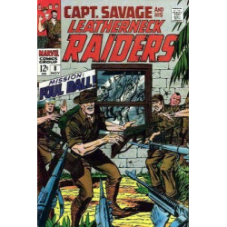 Captain Savage and His Leatherneck Raiders  Issue 08
