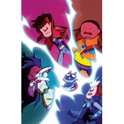 Bravest Warriors  Annual 1c Variant