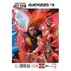 Avengers Vol. 5 Issue 31