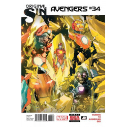 Avengers Vol. 5 Issue 34
