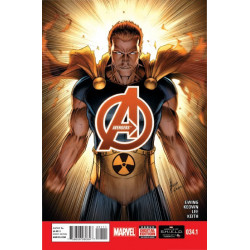 Avengers Vol. 5 Issue 34.1