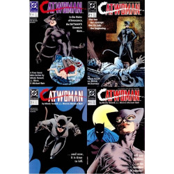 Catwoman Vol. 1 Collection - Issues 1-4