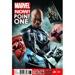 Marvel Now!: Point One One-Shot Issue 1
