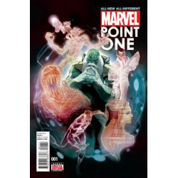 All-New All-Different Marvel: Point One Issue 1