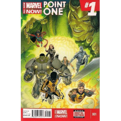 All-New Marvel Now Point One Issue 1