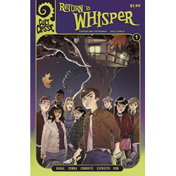 Cult Classic: Return to Whisper Issue 1