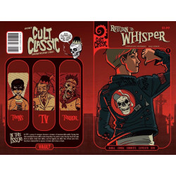Cult Classic: Return to Whisper Issue 1b Variant