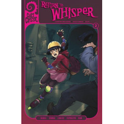 Cult Classic: Return to Whisper Issue 2