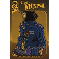 Cult Classic: Return to Whisper Issue 2b Variant