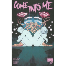 Come Into Me Issue 1b Variant