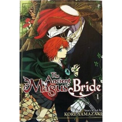 Ancient Magus' Bride Issue 01LC
