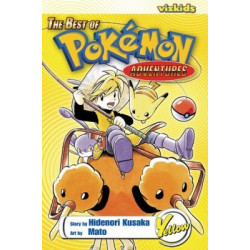 Best of Pokemon Adventures: Yellow Issue 01