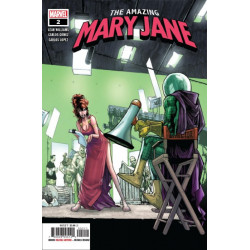 Amazing Mary Jane Issue 2