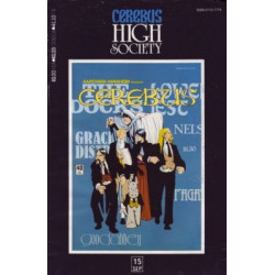 Cerebus: High Society Issue 15