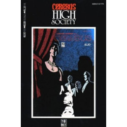 Cerebus: High Society Issue 18