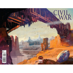 Civil War Vol. 2 Issue 2b Variant