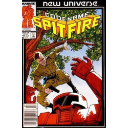 Codename: Spitfire Issue 10