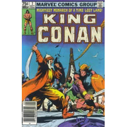 King Conan Issue 07