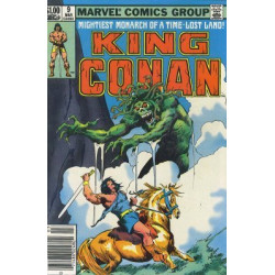 King Conan Issue 09