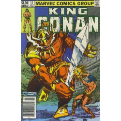 King Conan Issue 11