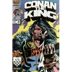 Conan the King Issue 36