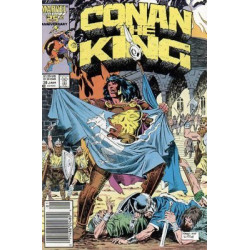 Conan the King Issue 38