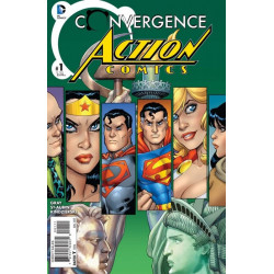 Convergence: Action Comics Issue 1