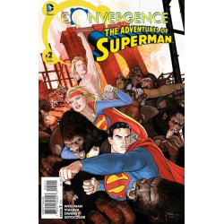 Convergence: Adventures of Superman Issue 2