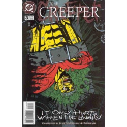 The Creeper  Issue 3