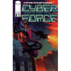 Cyberforce Vol. 2 Issue 6