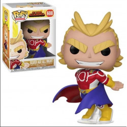 Funko POP! Animation 608 My Hero Academia Silver Age All Might
