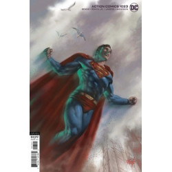 Action Comics Vol. 1 Issue 1023b Variant